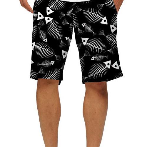 ラウドマウスゴルフ Fish Bones Shorts