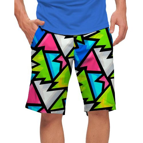 LoudMouth Crystal Shorts