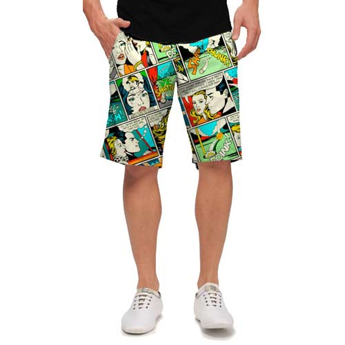 LoudMouth Shank! Shorts