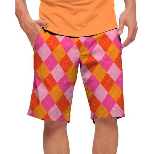 ラウドマウスゴルフ Rasberry Surebet Shorts