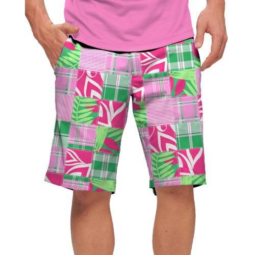 ラウドマウスゴルフ Mint Julep Shorts