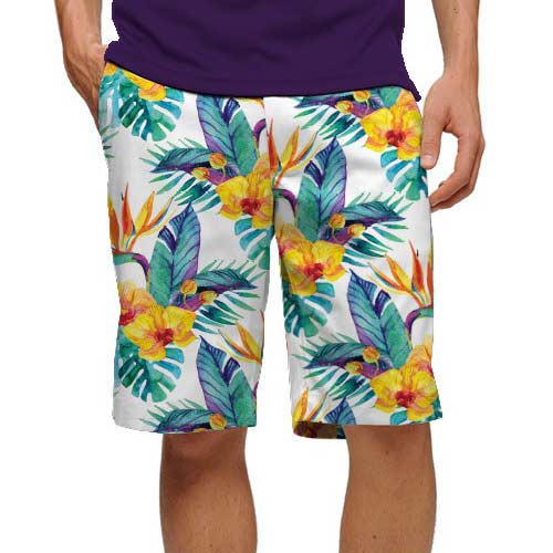 LoudMouth Woodworth Lanai Shorts