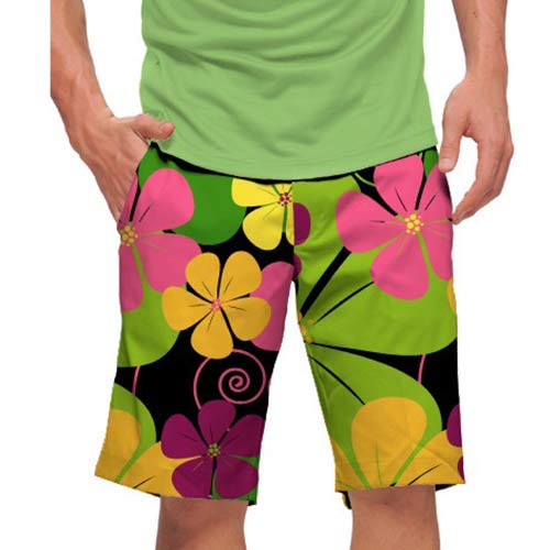 LoudMouth Big Poppies Short