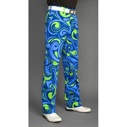 LoudMouth Splash Pants