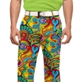 LoudMouth Fun House Pants