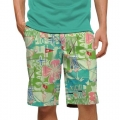 LoudMouth Baffing Spoon StretchTech Shorts