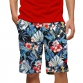 LoudMouth Midnight Lagoon StretchTech Shorts