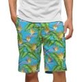 LoudMouth Tahiti StretchTech Shorts