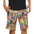 LoudMouth Soup StretchTech Short