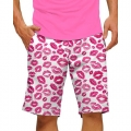 LoudMouth Kisses StretchTech Short