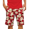 LoudMouth Rosie StretchTech Short