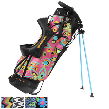 LoudMouth Design 1 Lightweight Stand Bags
