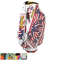 LoudMouth 9 Inch Staff Golf Bag