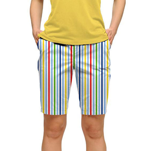 ラウドマウスゴルフ Ladies Nantucket Shorts (#WS)