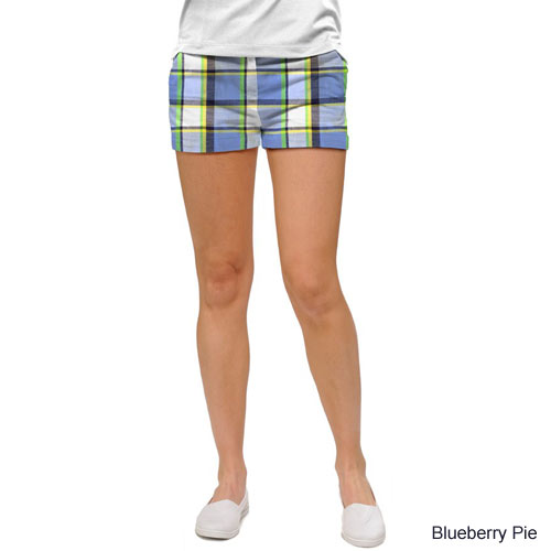 LoudMouth Ladies Blueberry Pie Shorts (#SS)