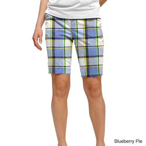 LoudMouth Ladies Blueberry Pie Shorts (#WS)