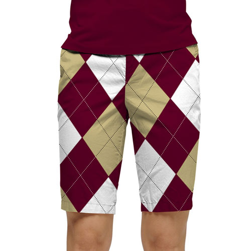 LoudMouth Ladies Merlot & Chardonnay Shorts (#WS)