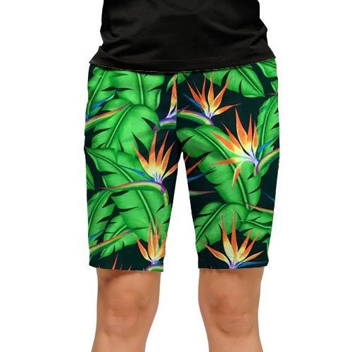 ラウドマウスゴルフ Ladies Bora Bora Shorts (#WS)