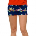LoudMouth Ladies SpongeBob SquarePants Mini Shorts (#SS)