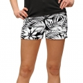 LoudMouth Ladies Midnight Island Mini Shorts (#SS)