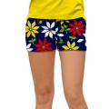LoudMouth Ladies She Loves Me Not Mini Shorts (#SS)