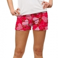 LoudMouth Ladies Sweethearts Mini Shorts