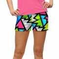 LoudMouth Ladies Crystal Mini Shorts