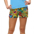 LoudMouth Ladies Fun House Mini Shorts