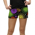 LoudMouth Ladies Ferris Wheels Mini Shorts