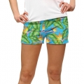 LoudMouth Ladies Tahiti StretchTech Mini Shorts
