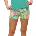 LoudMouth Ladies Baffing Spoon StretchTech Mini Shorts