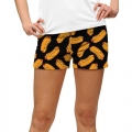 LoudMouth Ladies Frankfurter StretchTech Mini Shorts