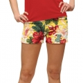 LoudMouth Ladies Waikiki StretchTech Mini Shorts