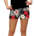 LoudMouth Ladies Makaha StretchTech Mini Shorts