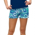 LoudMouth Ladies Summer of Love StretchTech Mini Shorts