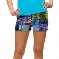 LoudMouth Ladies Scratch StretchTech Mini Shorts