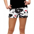 LoudMouth Ladies Mona StretchTech Mini Shorts