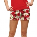 LoudMouth Ladies Rosie StretchTech Mini Shorts