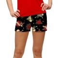 LoudMouth Ladies Daggers & Roses Mini Short