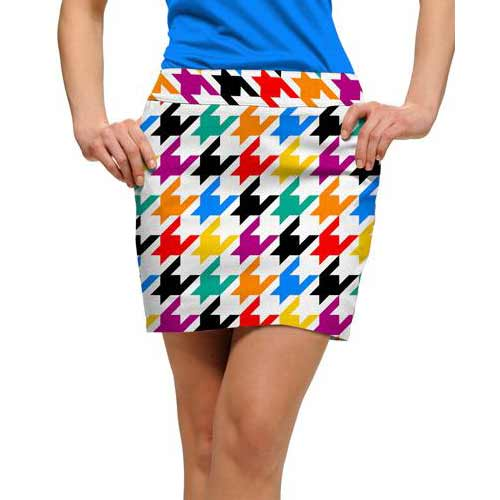 LoudMouth Ladies Skorts