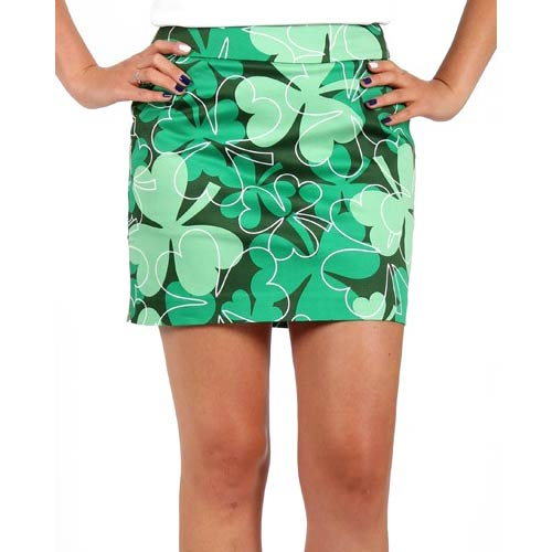 LoudMouth Ladies Lucky Skorts (#SK)