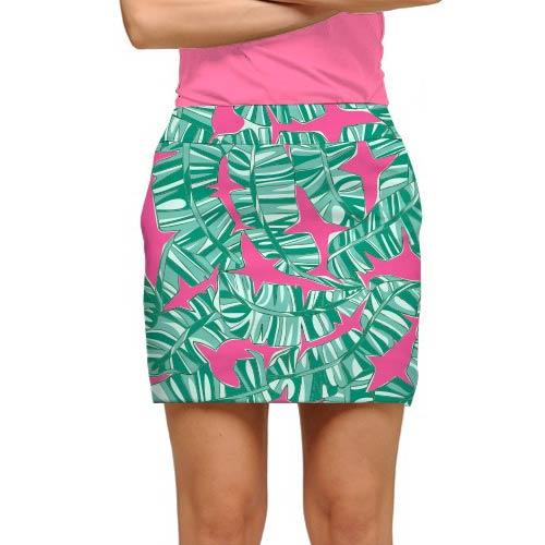 ラウドマウスゴルフ Ladies Banana Beach Skorts (#SK)/ラウドマウスゴルフレディースバナナビーチSkorts(#SK)【ゴルフウェアLoudMouth(ラウドマウス)】/LOM0386/LoudMouth(ラウドマウス)/激安クラブ USAから直送【フェアウェイゴルフインク】