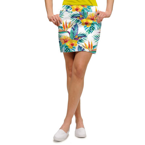 LoudMouth Ladies Woodworth Lani Skort