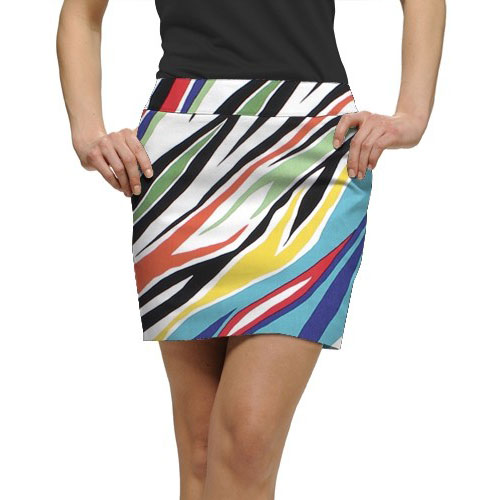 LoudMouth Ladies Return To The Jungle Skort