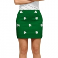 LoudMouth Ladies Shamrocks Skorts (#SK)