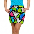 LoudMouth Ladies Crystal Skort
