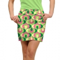 LoudMouth Ladies Ribbon Candy Skort