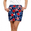 LoudMouth Ladies Star Studded Skort