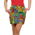 LoudMouth Ladies Fun House Skort