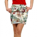 LoudMouth Ladies North Pole CC Skort